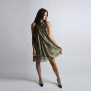 """Abito maculato """"INVERSO"""" abbigliamento femminile donna emilia romagna stagione autunno inverno nuova collezione"""